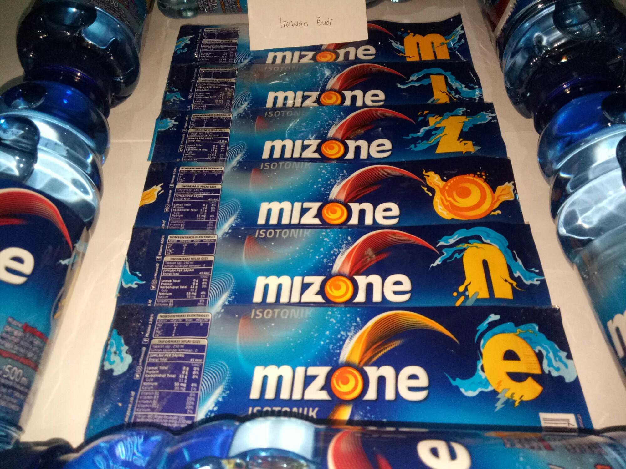 #KASKUSxMizone Ane Pen Hadiah Ignis dari Mizone, Gan!