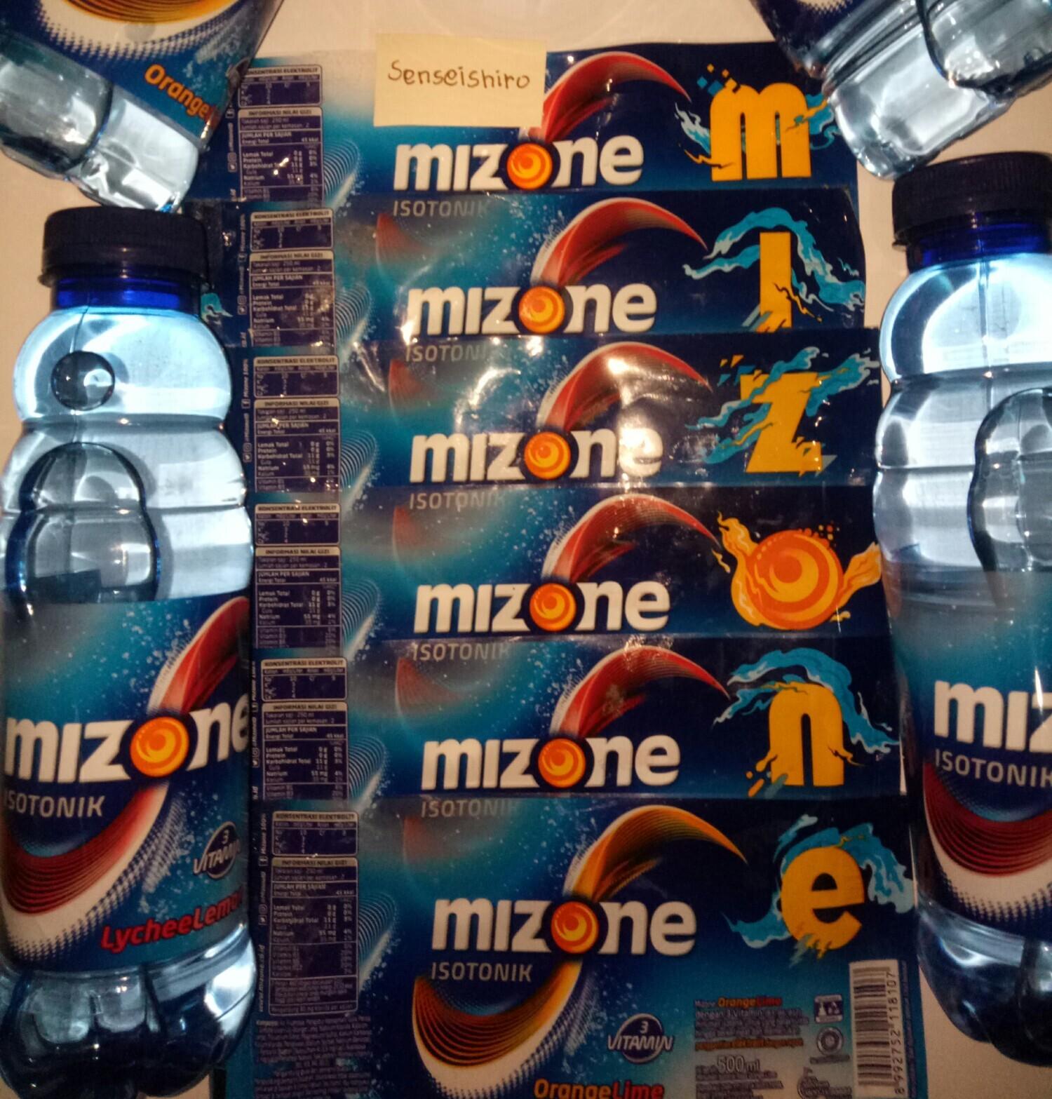 #KASKUSxMizone Indahnya Berbagi Bersama Mizone