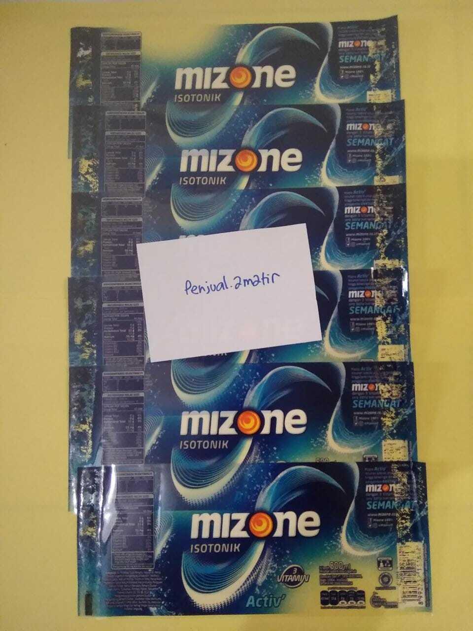 penjualan #KASKUSxMizone