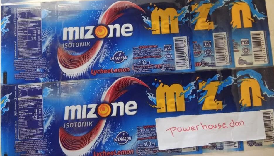 #KASKUSxMizone by powerhousedan