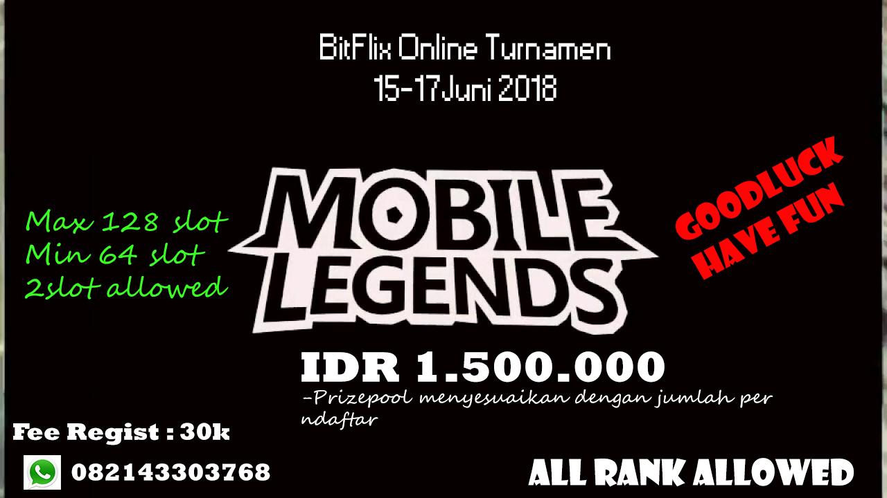 Mobile Legends Turnamen