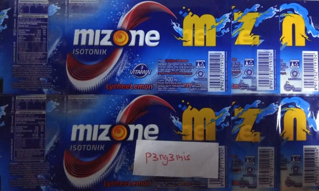 #KASKUSxMizone by p3ng3mis
