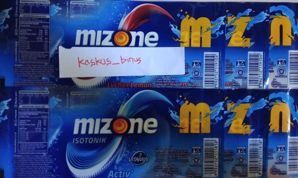 #KASKUSxMizone
