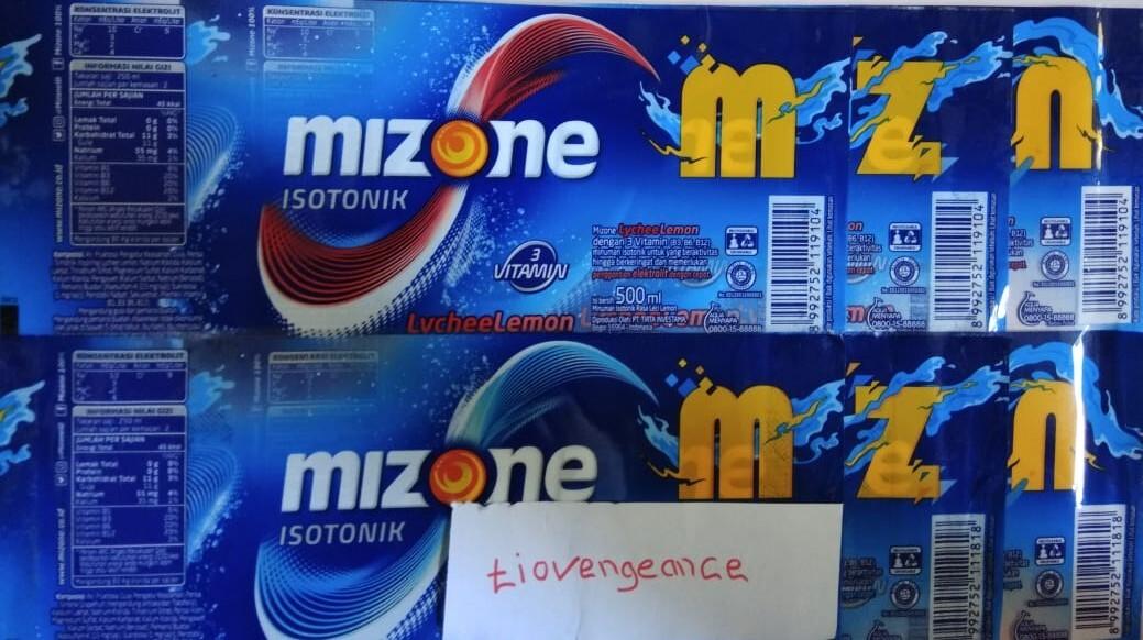 #KASKUSxMizone by tiovengeance