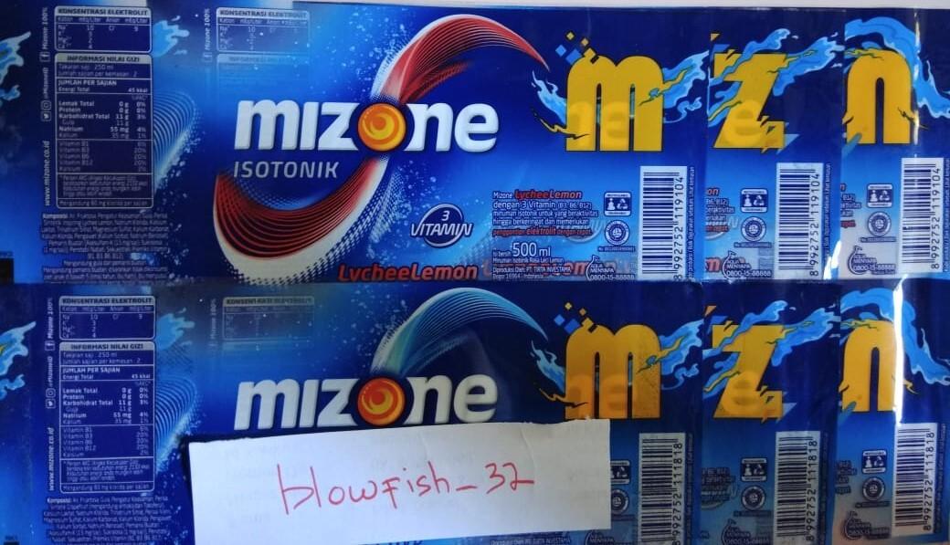 #KASKUSxMizone by bowfish32