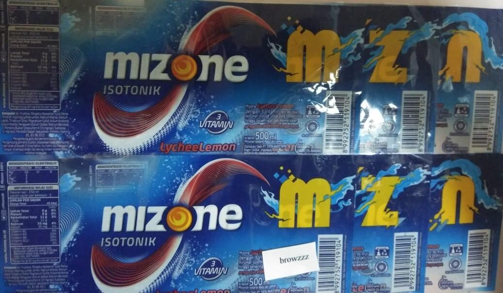 #KASKUSxMizone by browzzz