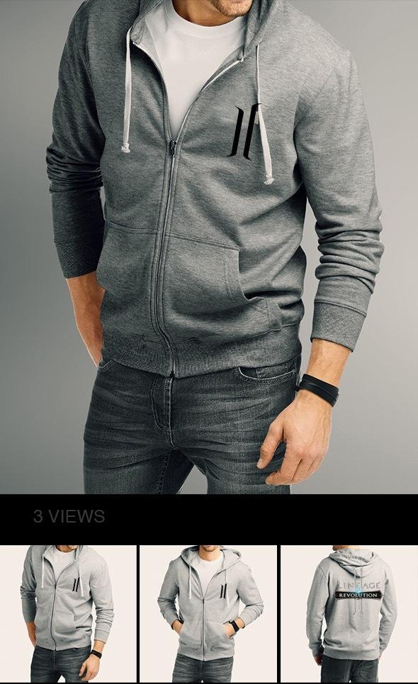 Open PO hoodie Lineage 2 Revolution