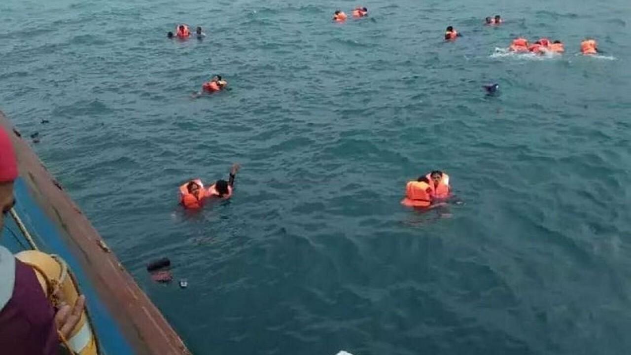 Tenggelamnya Kapal Lestari Maju indikasinya adanya kesalahan transportasi laut.