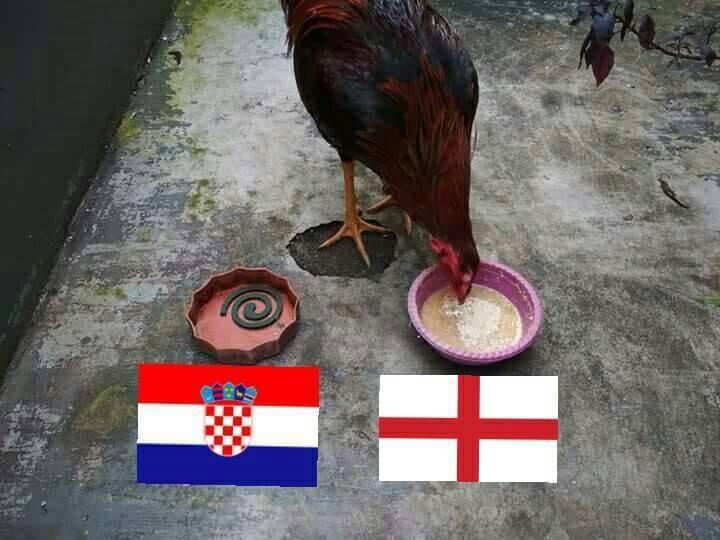 Prediksi Inggris vs Kroasia Nanti Malam