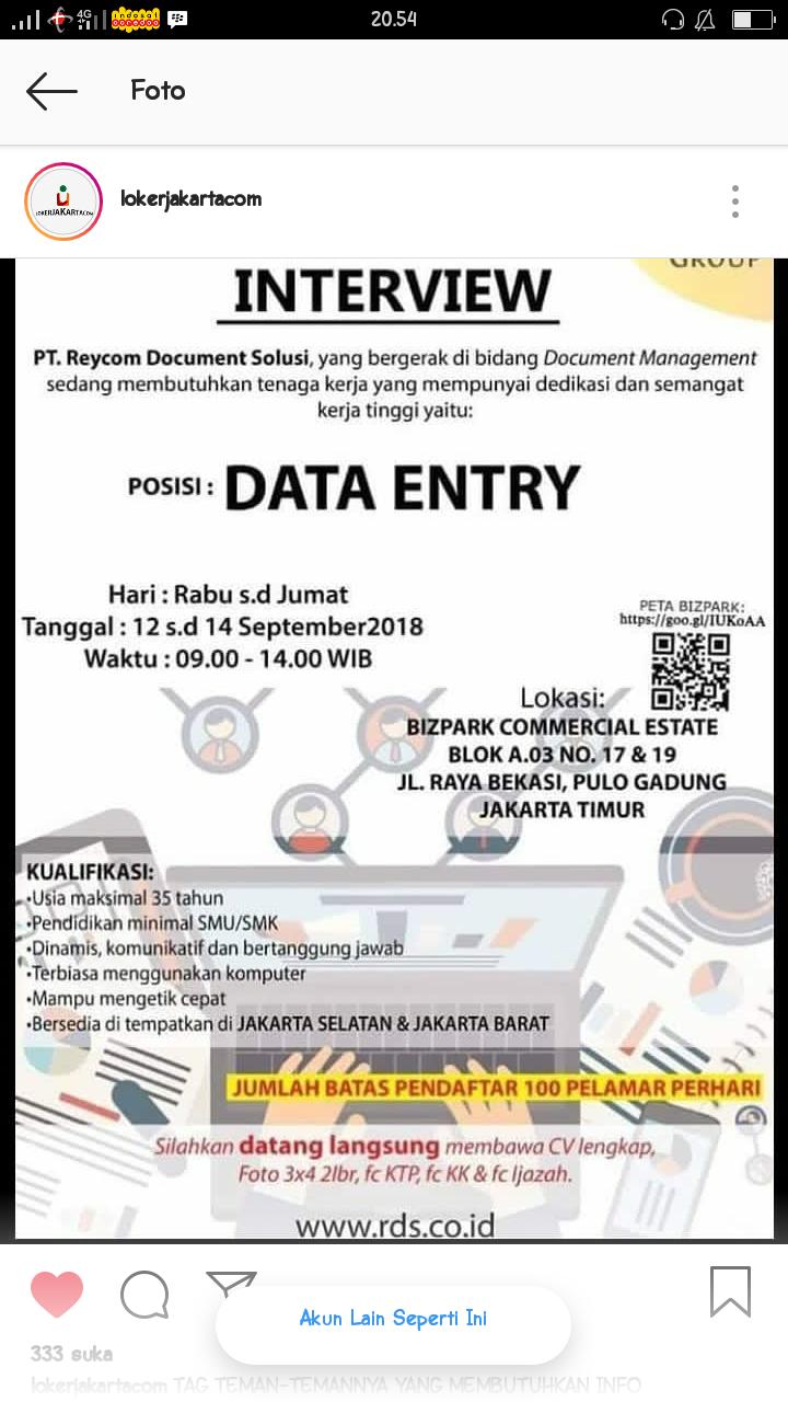 PT reycom document solusi