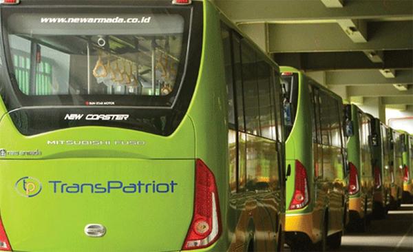 Bus Transpatriot