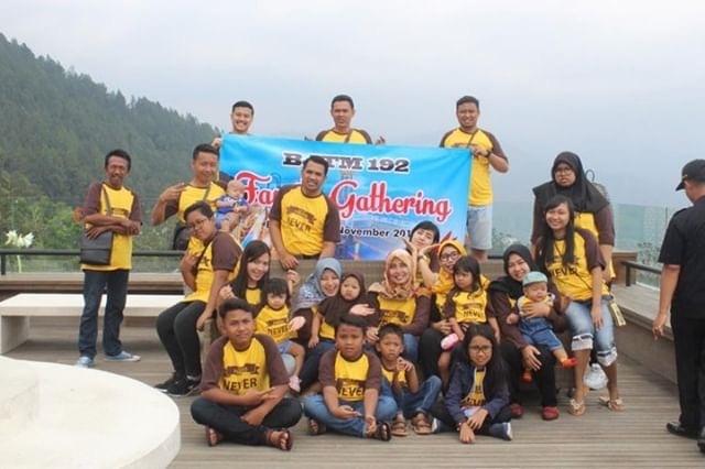 Fam gathering