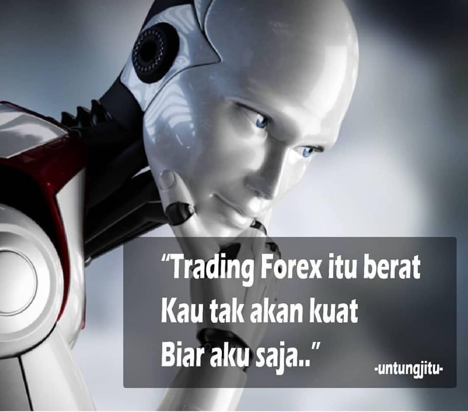 Robot trading autopilot