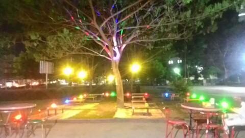 Taman bacaan kota koba bangka tengah