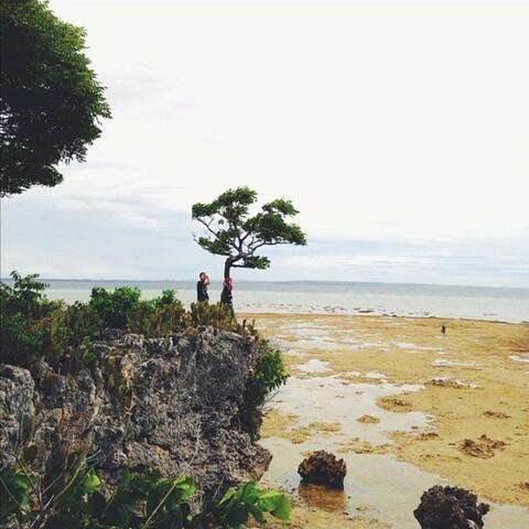 Pantai Gili Mandangin (P.Kambing)